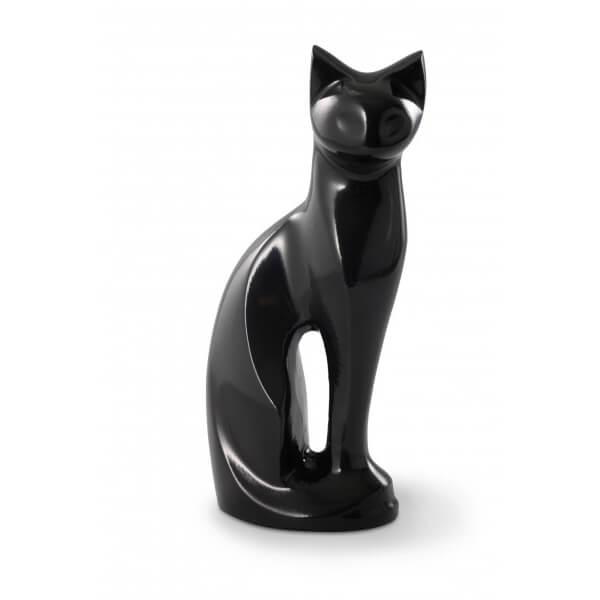 Messing Katze, Schwarz, 0,3 Liter